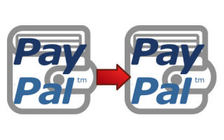 Как перевести с Paypal на Paypal свои деньги