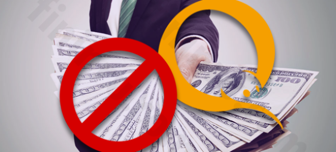Отмена перевода денег на Киви
