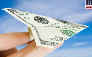 Перевод денег из России в Америку