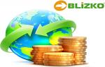 Система денежных переводов Близко