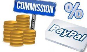 Какой процент комиссии берет Paypal за перевод