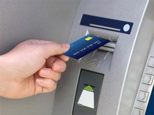 Пополнить счет МТС через банкомат