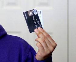Оплатить кредит банковской картой