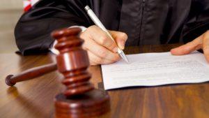 дождаться судебного решения по алиментам