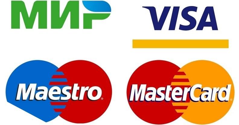 воспользовался кредитной картой mastercard